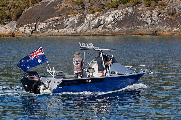 , Bremer Canyon Expedition 26/1/2018 – Australia Day